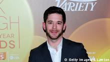 Honoree Colin Kroll at the Variety Breakthrough of the Year Awards in 2014 (Getty Images/S. Lawton)