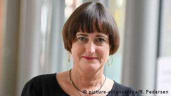 Bundesparteitag der Partei Die Linke Martina Renner (picture-alliance/dpa/B. Pedersen)
