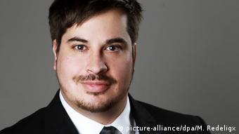 Kristian Brakel, Leiter des Istanbuler Büros der Heinrich-Böll-Stiftung