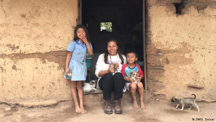 Nicaragua Haydeé Castillo, Gründerin NGO Instituto de Liderazgo de Las Segovias
