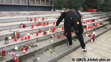 Berliner Weihnachtsmarkt, Gedenken an die Opfer