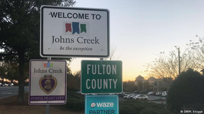Johns Creek, Georgia