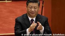 China Peking Xi Jinping