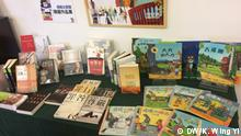Taiwan Taipeh International book expo (DW/K. Wing Yi)