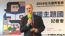 Taiwan Taipeh International book expo