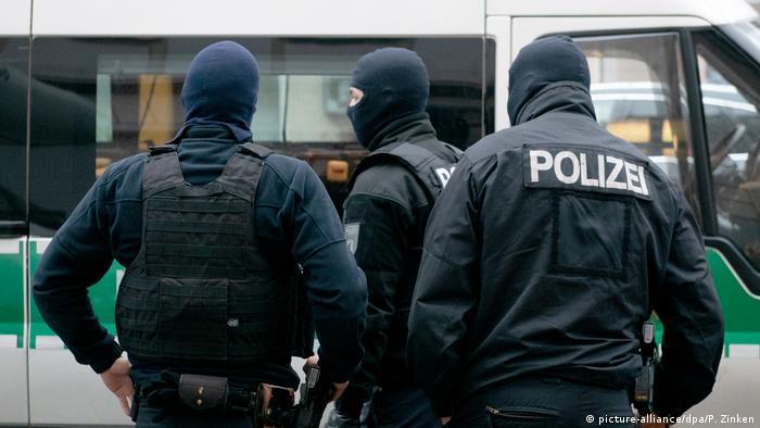 Berliner Moschee durchsucht