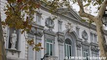 Spanien Madrid Oberste Gerichtshof Tribunal Supremo