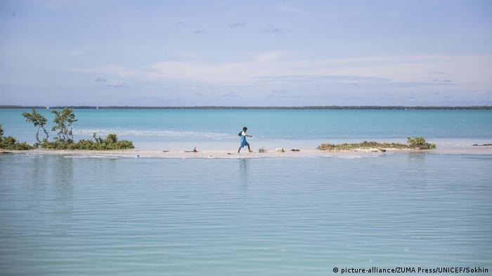 Kiribati (picture-alliance/ZUMA Press/UNICEF/Sokhin)