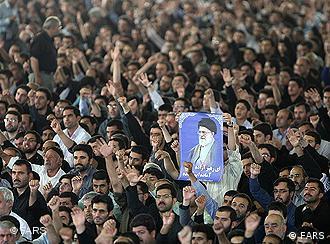 نماز جمعه در تهران