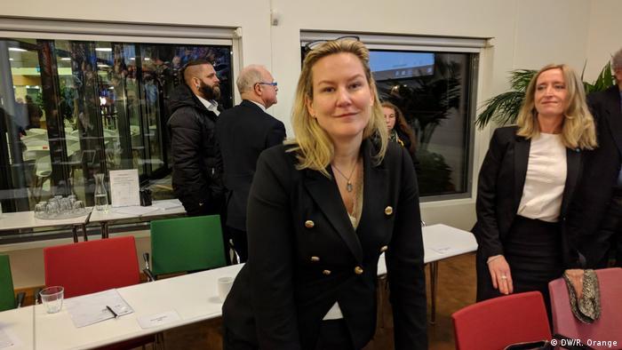 Schwedische Rechtspartei dominiert auf dem Land (DW/R. Orange)