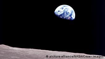 Η «Earthrise» εμπνέει ακόμη και μέχρι σήμερα αστροναύτες