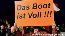 Kundgebung der AfD Thüringen