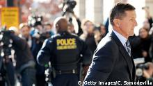 Der ehemalige Trump-Berater Michael Flynn wurde wegen falscher Aussage vor dem FBI angeklagt
