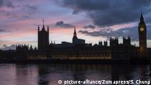London Westminster Bridge sunset