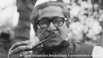 Bangladesch Mujibur Rahman, Gründungsfigur Bangladesch