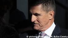 Michael Flynn, US President Donald Trump's former national security adviser (picture-alliance/dpa/M. Balce Ceneta)