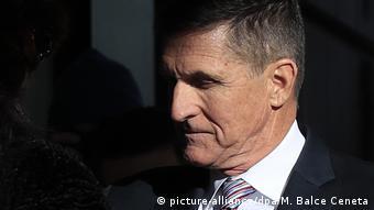 Strafmaß gegen Ex-Sicherheitsberater Flynn wird verkündet (picture-alliance/dpa/M. Balce Ceneta)