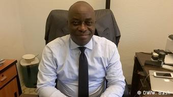 Georges Kapiamba, président de l'Association congolaise pour l'accès à la justice.