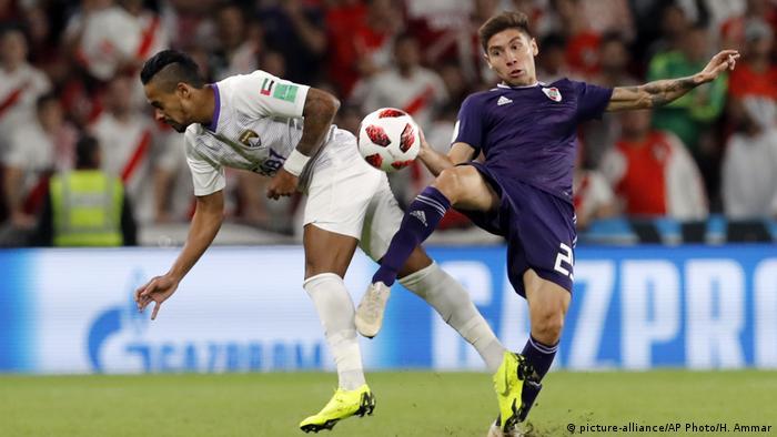 Emirates Soccer Club World Cup | Al Ain Club vs. River Plate (picture-alliance/AP Photo/H. Ammar)