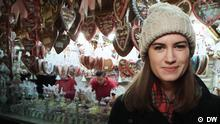 DW Meet the Germans, Christmas | Rachel Stewart