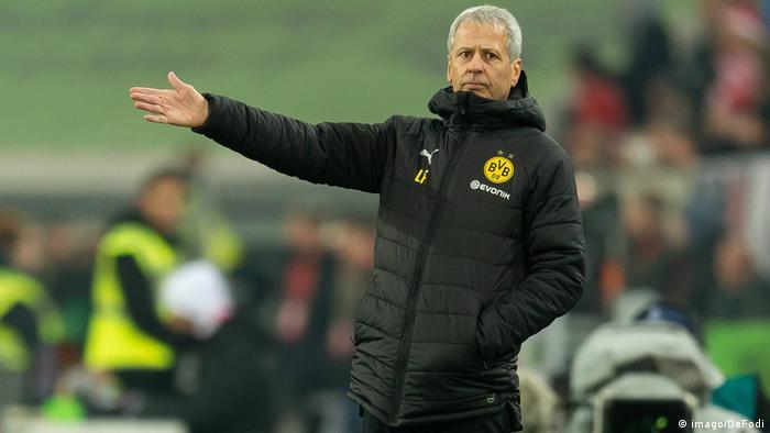 Borussia Dortmund suffer first Bundesliga defeat away at