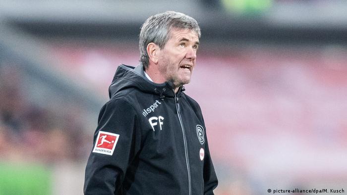 Fußball Bundesliga Fortuna Düsseldorf - Borussia Dortmund