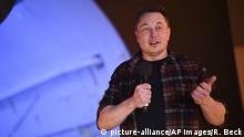 USA Einweihung Hyperloop Testtunnel