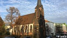 Christuskirche in Offenbach (privat)