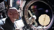 Alexander Gerst in der ISS