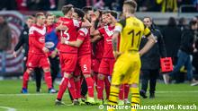 Fußball Bundesliga Fortuna Düsseldorf - Borussia Dortmund | Marco Reus