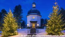Deutschland Stille Nacht Kapelle in Oberndorf