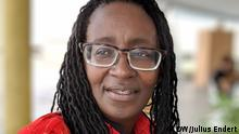 Catherine Gicheru, an International Center of Journalists Knight Fellow, heads the data journalism project Code of Africa