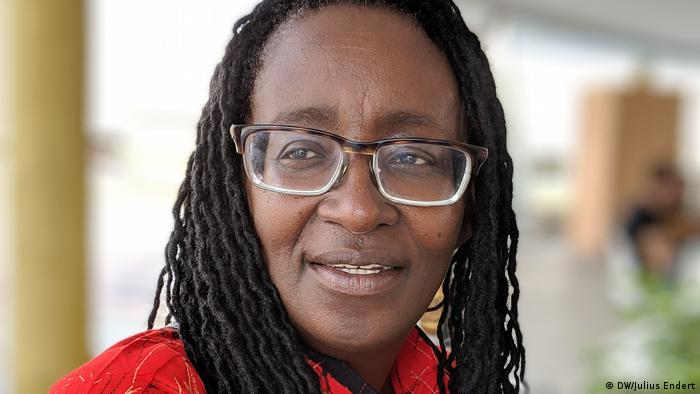 Catherine Gicheru, an International Center of Journalists Knight Fellow, heads the data journalism project Code of Africa