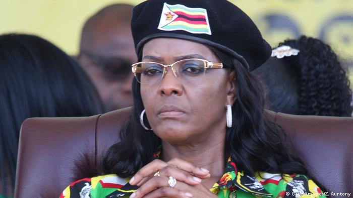 Zimbabwes First Lady, Grace Mugabe