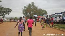 Migranten Angola & Zaire & Migration Angola
