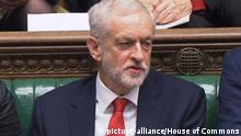 England, Parlament - Brexit Diskussion - Jeremy Corbyn (picture-alliance/House of Commons)