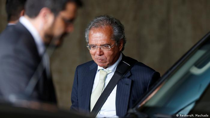 Brasilien zukünftiger Wirtschaftsminnister Paulo Guedes