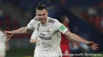 Fußball Klub-WM Halbfinale Kshima Antlers - Real Madrid Gareth Bale