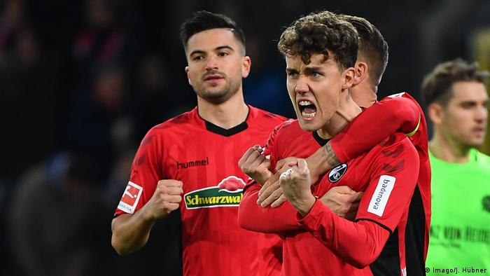 Freiburg S Luca Waldschmidt Ready To Take His Game To Next