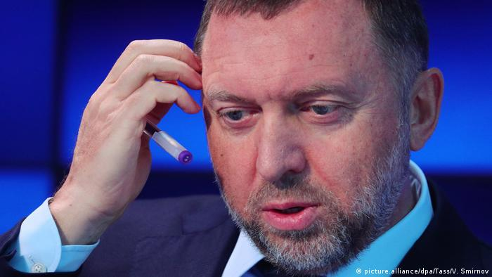 Rus milyarder Oleg Deripaska