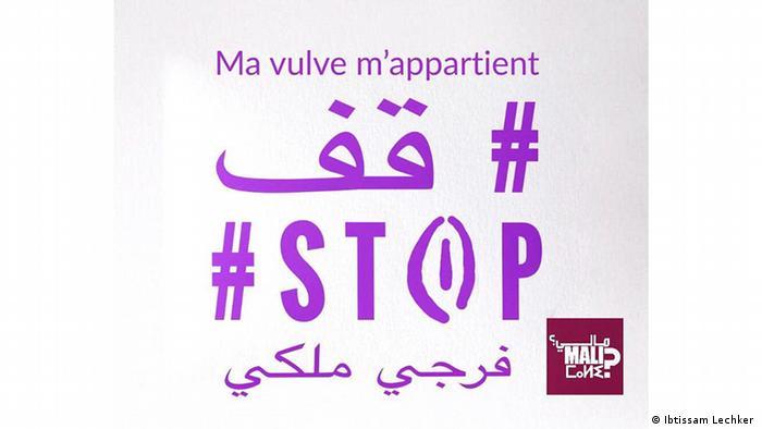 Kampagne sexuelle Freiheit Rabat Marokko