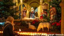 BdT - Weihnachtskrippe im Osnabrücker Dom