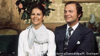 Η Σίλβια, μια απλή κοπέλα από το Μόναχο, παντρεύτηκε τον τότε διάδοχο του σουηδικού θρόνου. Και έγινε βασίλισσα, όχι του παραμυθιού