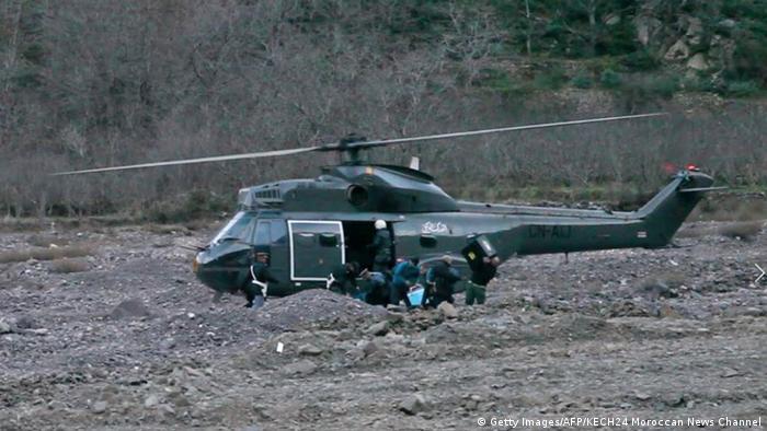 Marokko zwei Touristinnen wurden im Dorf Imlil tot aufgefunden