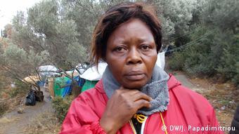 Η Σουζάν Καμολόνι από το Καμερούν ικετεύει να τη βοηθήσουν να ξεπεράσει τα προβλήματα υγεία που αντιμετωπίζει