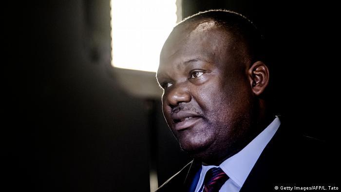 Demokratische Republik Kongo - Wahl: Corneille Nangaa Yobeluo
