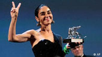 Shirin Neshat 66. Internationale Filmfestspiele in Venedig