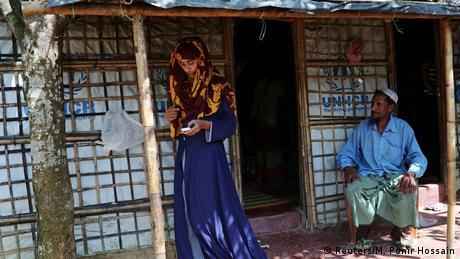 Geflüchtete Rohingya Formin Akter (Reuters/M. Ponir Hossain)