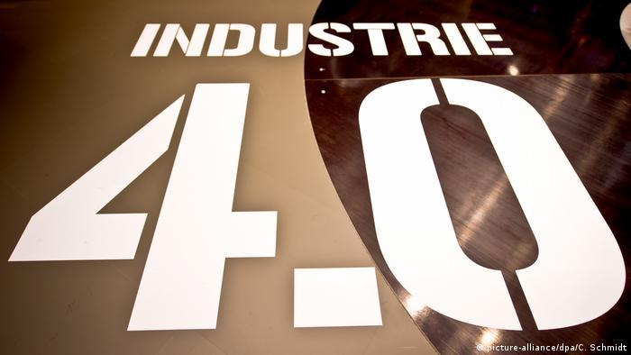 Symbolbild Industrie 4.0