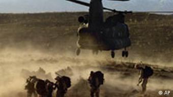 Primul pas: invazia în Afganistan